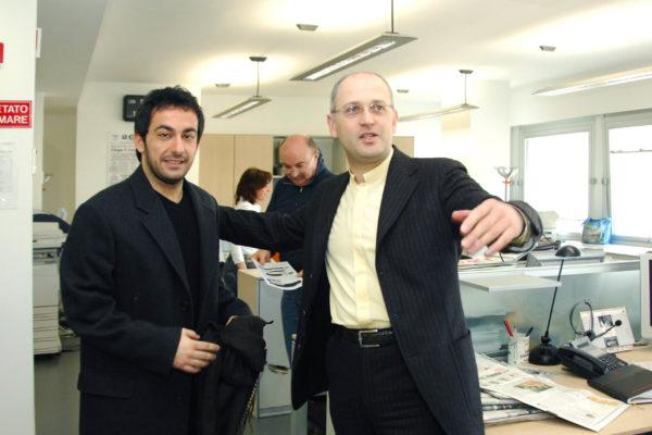 Piero Mazzocchetti 2007