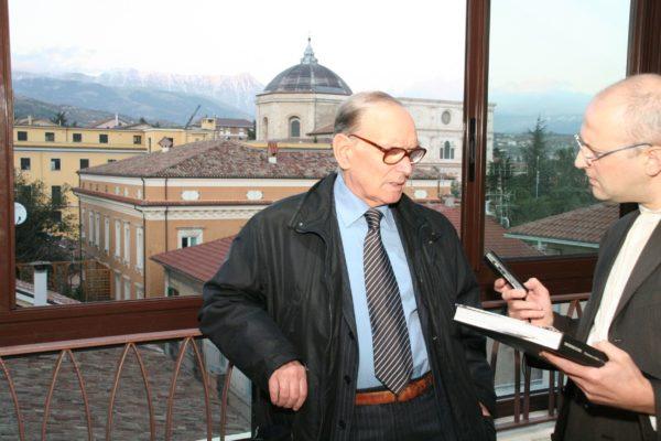 Ennio Morricone 2007