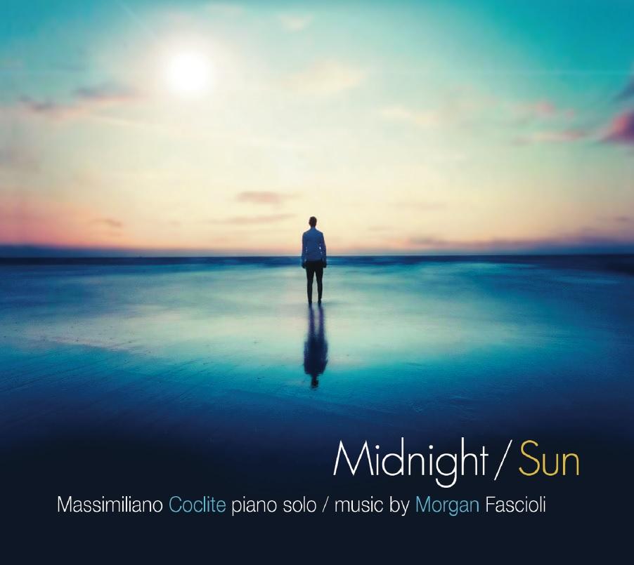 Midnight Sun incoronato da Jazz journal, la copertina del disco