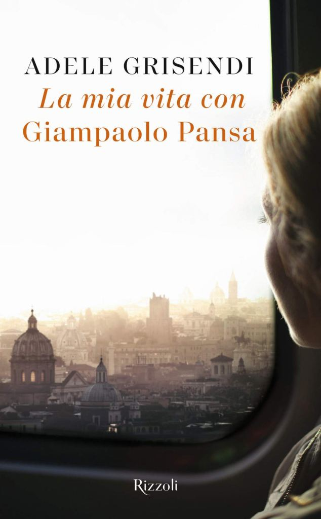 Adele Giampa e 30 anni di Italia. La copertina del lilbro