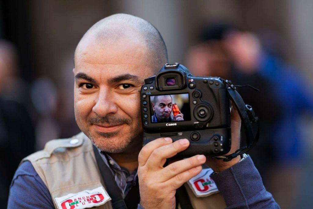 Domenico Addotta fotografo dell'invisibile