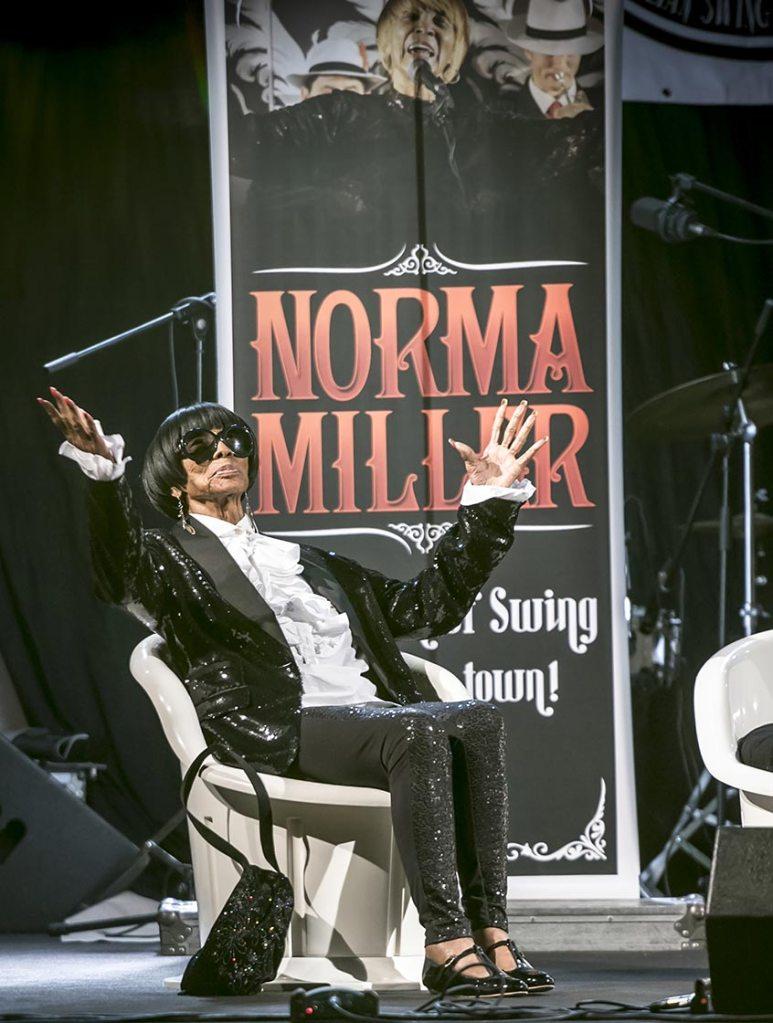Pescara regina della Swing-mania. Norma Miller