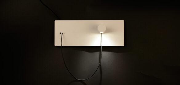 Cala - lampada a parete