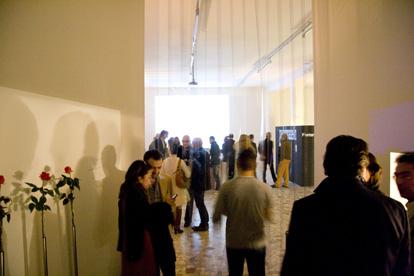 catalogo 2008, inaugurazione