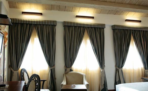 ticinque - lampada a parete