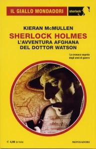 Giallo - Sherlock Holmes - Dottor Watson copertina