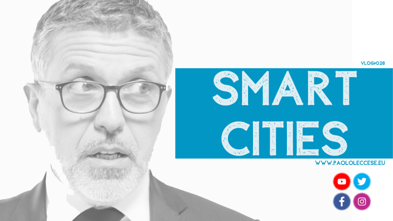 ?Le smart cities – Vlog #06