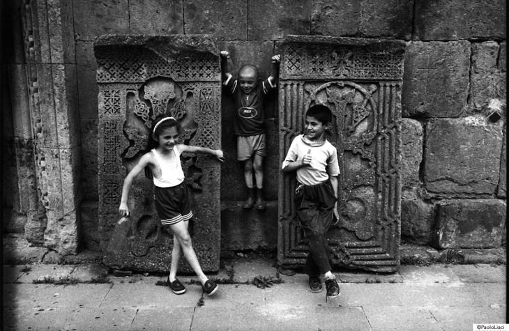 bambini armeni