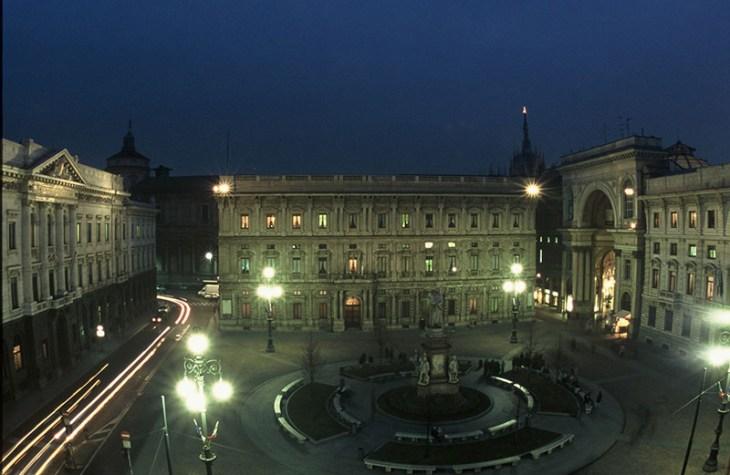 Milano Piazza della Scala