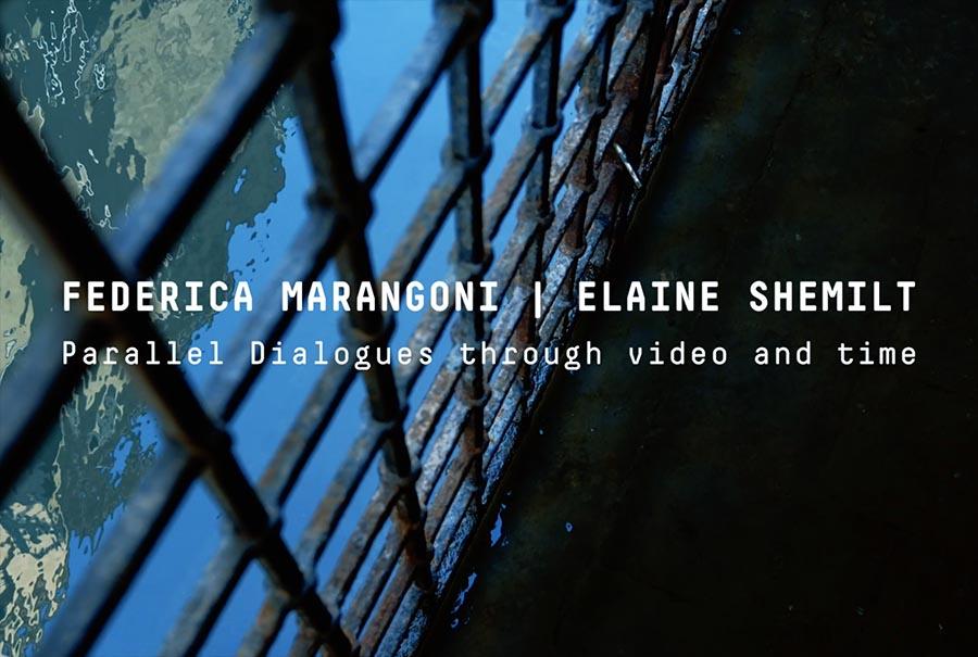 Parallel Dialogues – Federica Marangoni & Elaine Shemilt