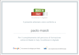 eccellenza digitale google