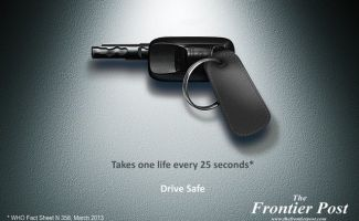 29 Serious Ads With Strong Messages | From Up North