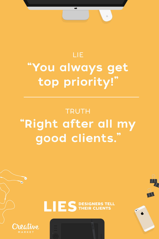 Designer Lies 7