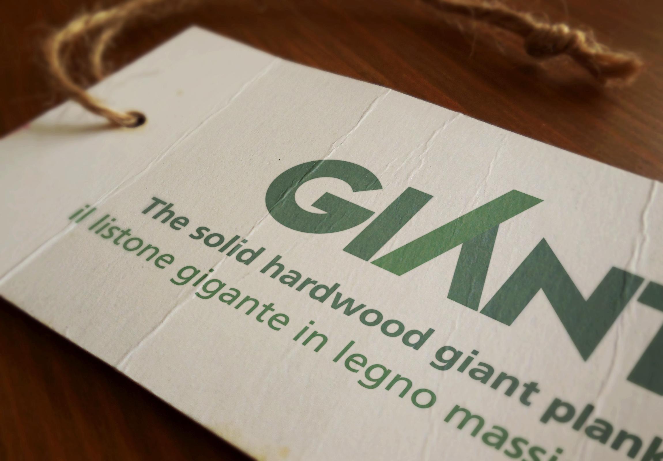 Listone Giant® Brand Image