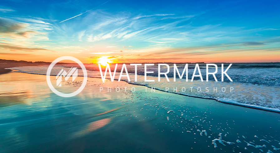 How to Watermark Photos in Photoshop