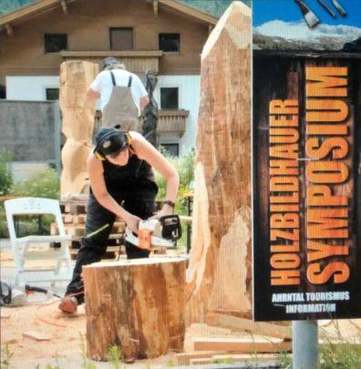 12° Simposio Internazionale di scultura su legno