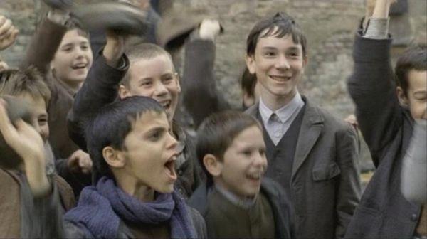 """Una scena del film """"I ragazzi della via Pal"""" del 2003."""