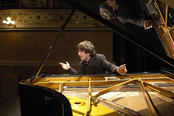 Ramin Bahrami in concerto.