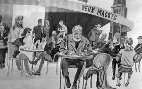 Parigi, Hemingway, Radeschi e un caffè dove scrivere