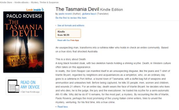 kindle-Tasmania