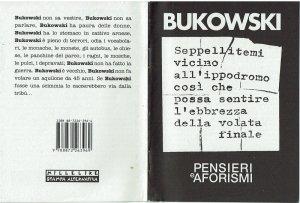 Bukowski aforismi