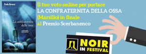 Vota Confraternita Ossa allo Scerbanenco