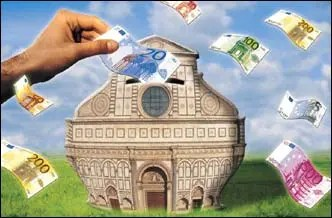 Image result for denaro e religione