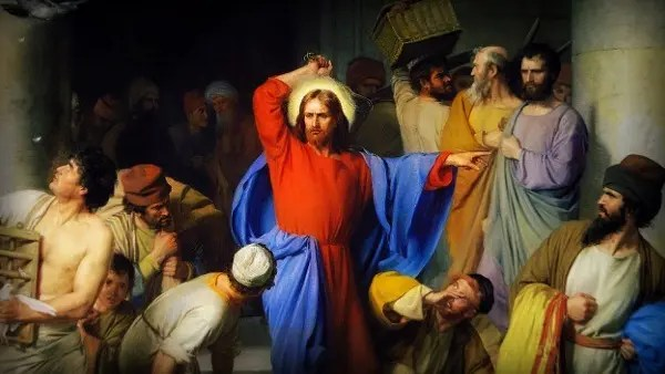 Vangelo (9 novembre) Parlava del tempio del suo corpo