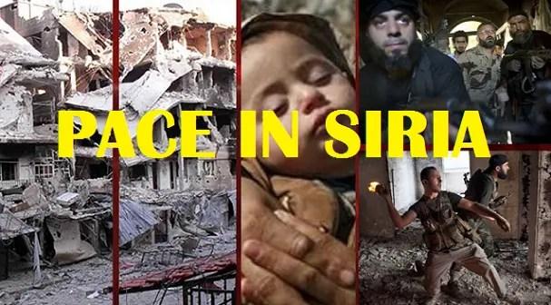 Risultati immagini per pace siria