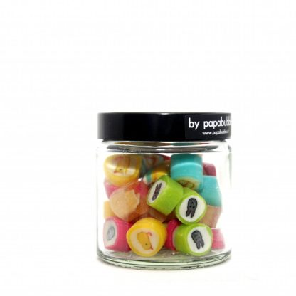 easter candy in a 70gr jar