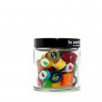 lulu's favourite candy in a 70gr jar