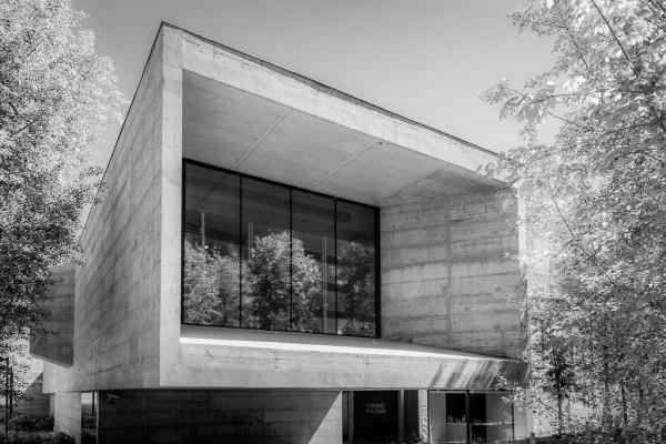 Barcelona Can Framis av Jordi Badia Architects