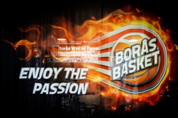 Basketligan Herr, Borås Basket-Jämtland, Boråshallen