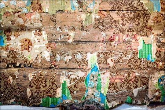 200 years of wallpaper fashion