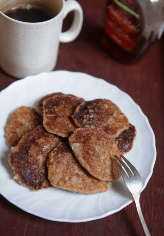 pancakes banana coco3