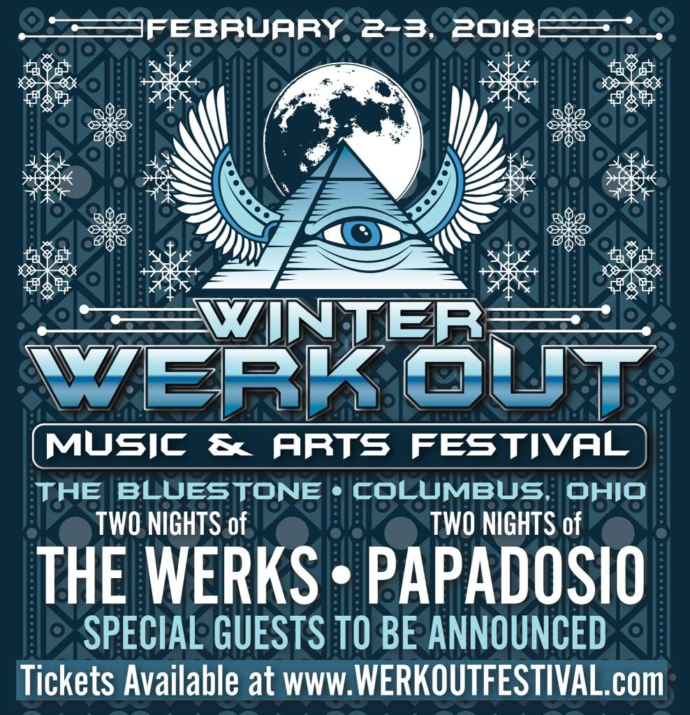 Winter Werk Out Festival @ The Bluestone | Columbus | Ohio | United States