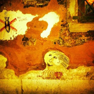 курьез: Italy street art 5