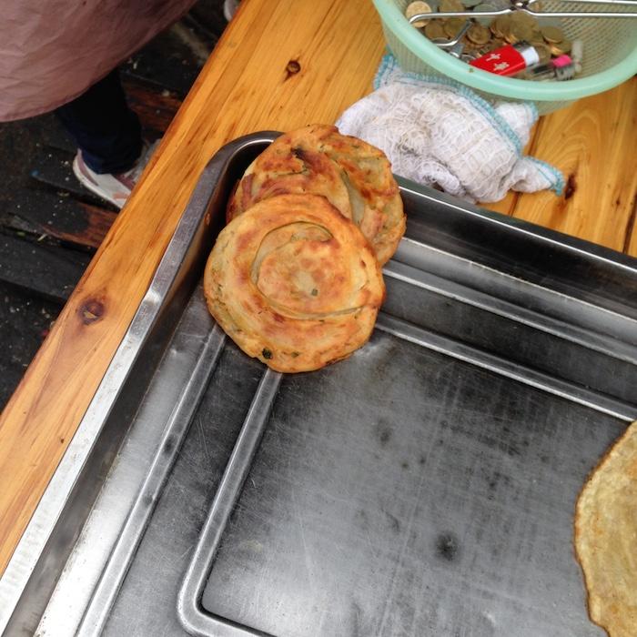 洋葱饼 1