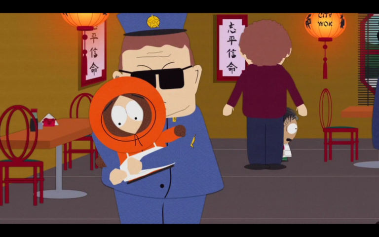 south park chinese
