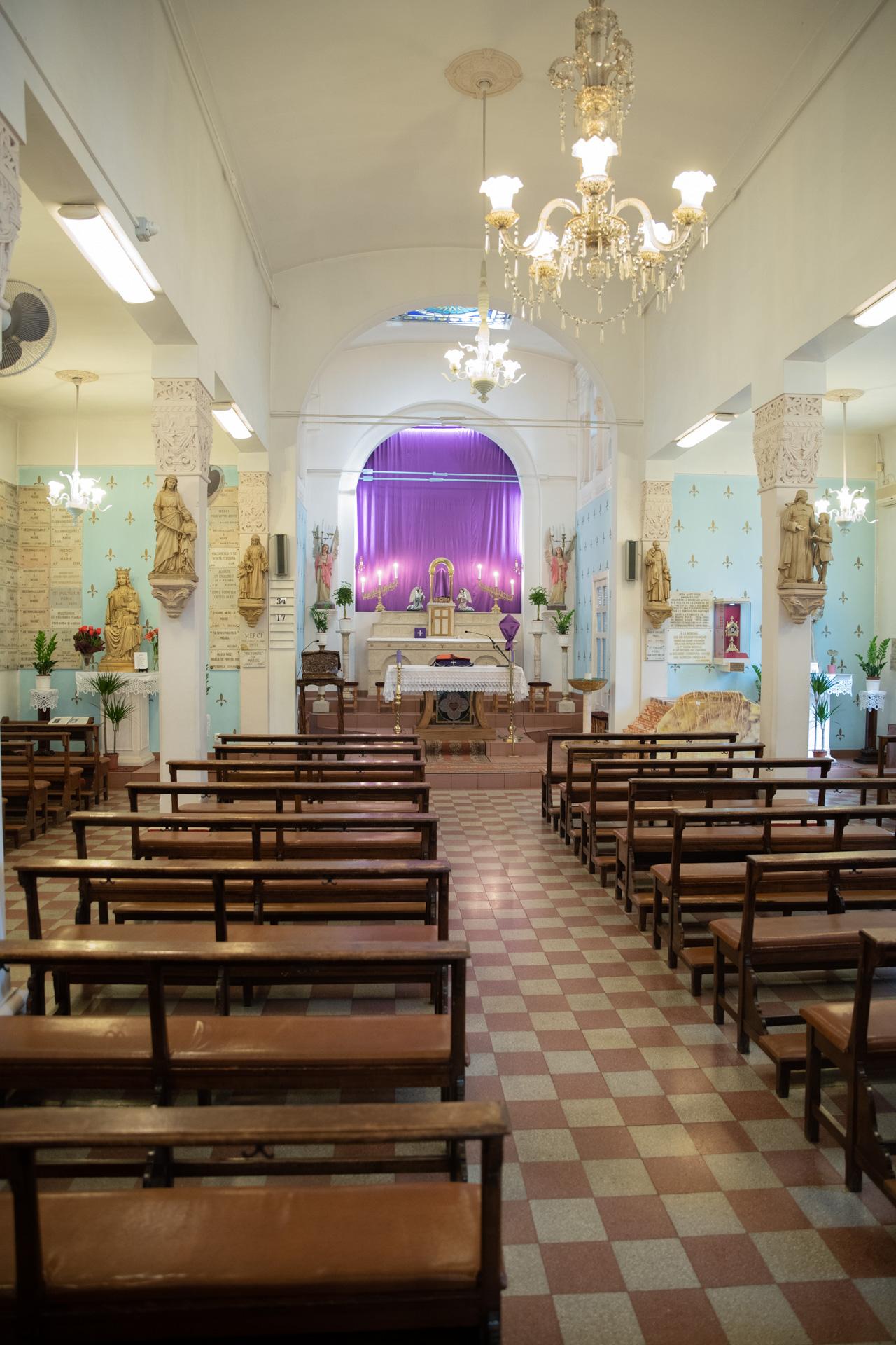 Biserica Unde A Slujit Fericitul Vladimir Ghika Biserica