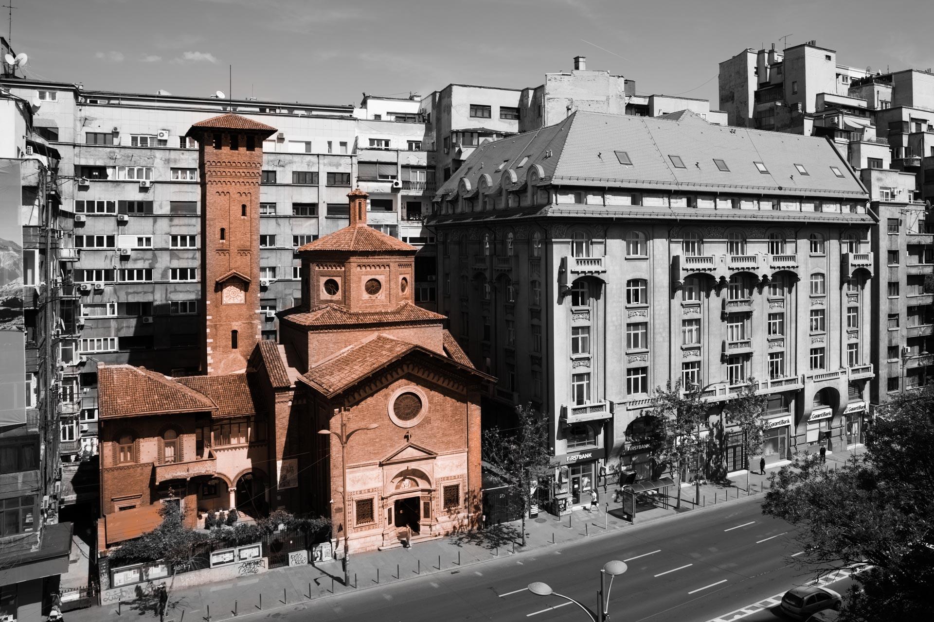În inima orașului, Preasfântul Mântuitor | VIDEO