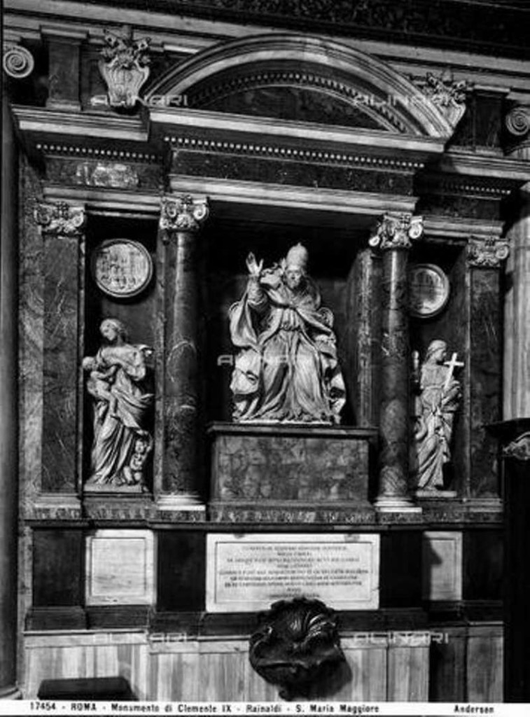 Pope Clement IX Papal Artifacts