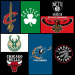 Eastern Conference Playoffs Predictions @NBA by @Spitsgame