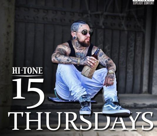 Track: Hi Tone - 15 Thursdays Project