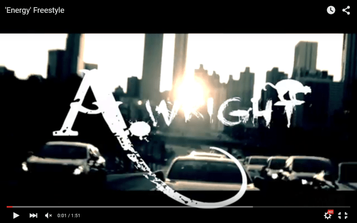 A.Wright - Energy Freestyle