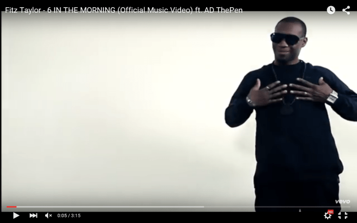 Video: Fitz Taylor - 6 In The Morning