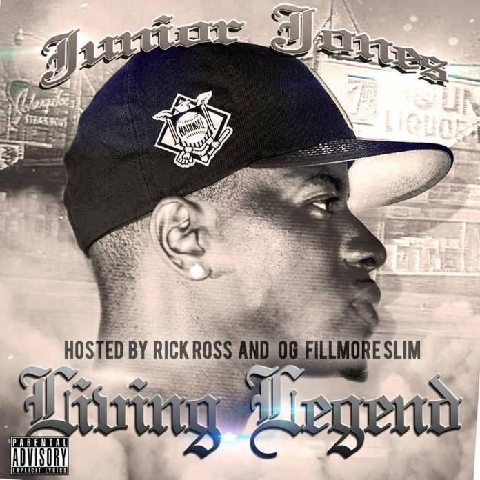 MixTape: Junior Jones – Living Legend Mixtape