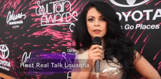Real Talk With Louanna Covers The Soul Train Awards 2015
