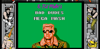 Video: DJ 8-Bit Mullet – Bad Dudes vs Dragon Ninja