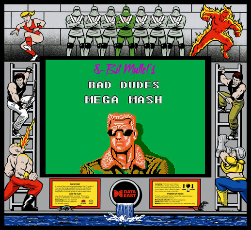 Video: DJ 8-Bit Mullet – Bad Dudes vs Dragon Ninja